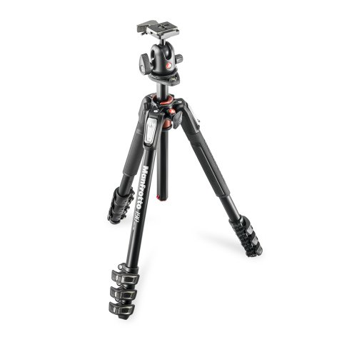 Manfrotto 190xpro4 with ball head (496rc2)