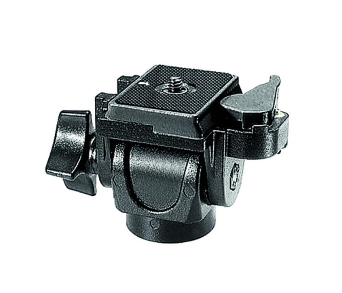Manfrotto Monopod Head with Quick Release, wide 90� scope