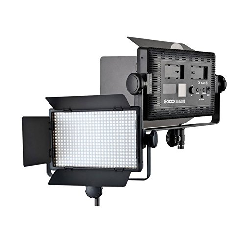 GOdox LED500 500 Watts White LED Panel Video Light