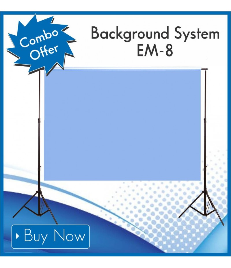 Harison Background System EM-8