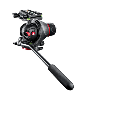 Manfrotto MH055M8-Q5(055 Magnesium Photo-Movie Head with Q5 Quick Release)