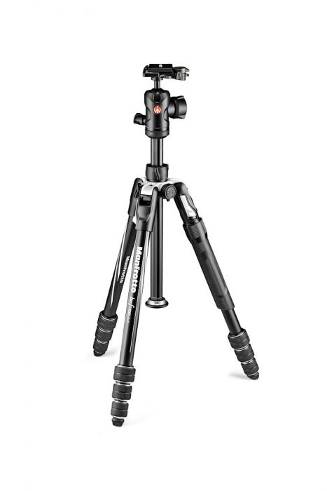 Manfrotto Befree 2N1 Aluminium tripod twist, monopod included