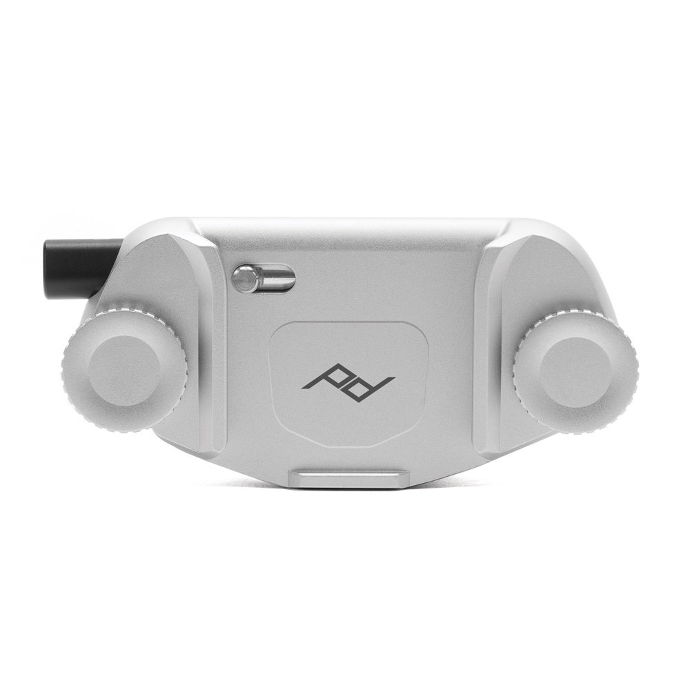 Peak Design Capture Camera Clip V3 Solo (Silver)