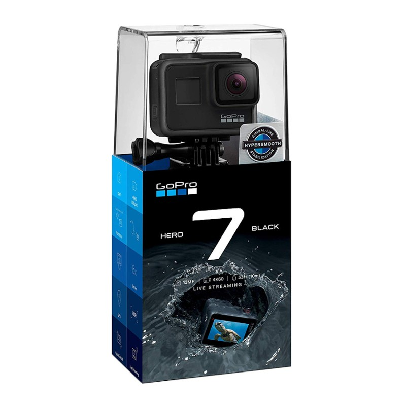 GoPro Hero7 CHDHX-701-RW Camera(Black)