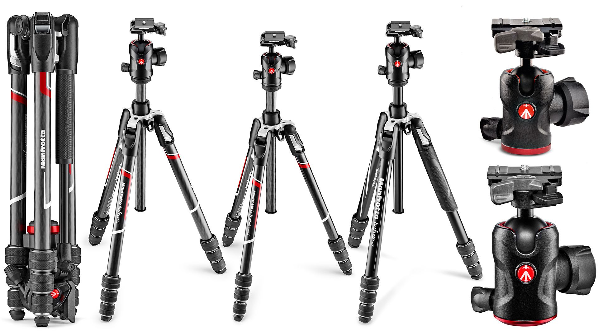 Manfrotto Befree Series