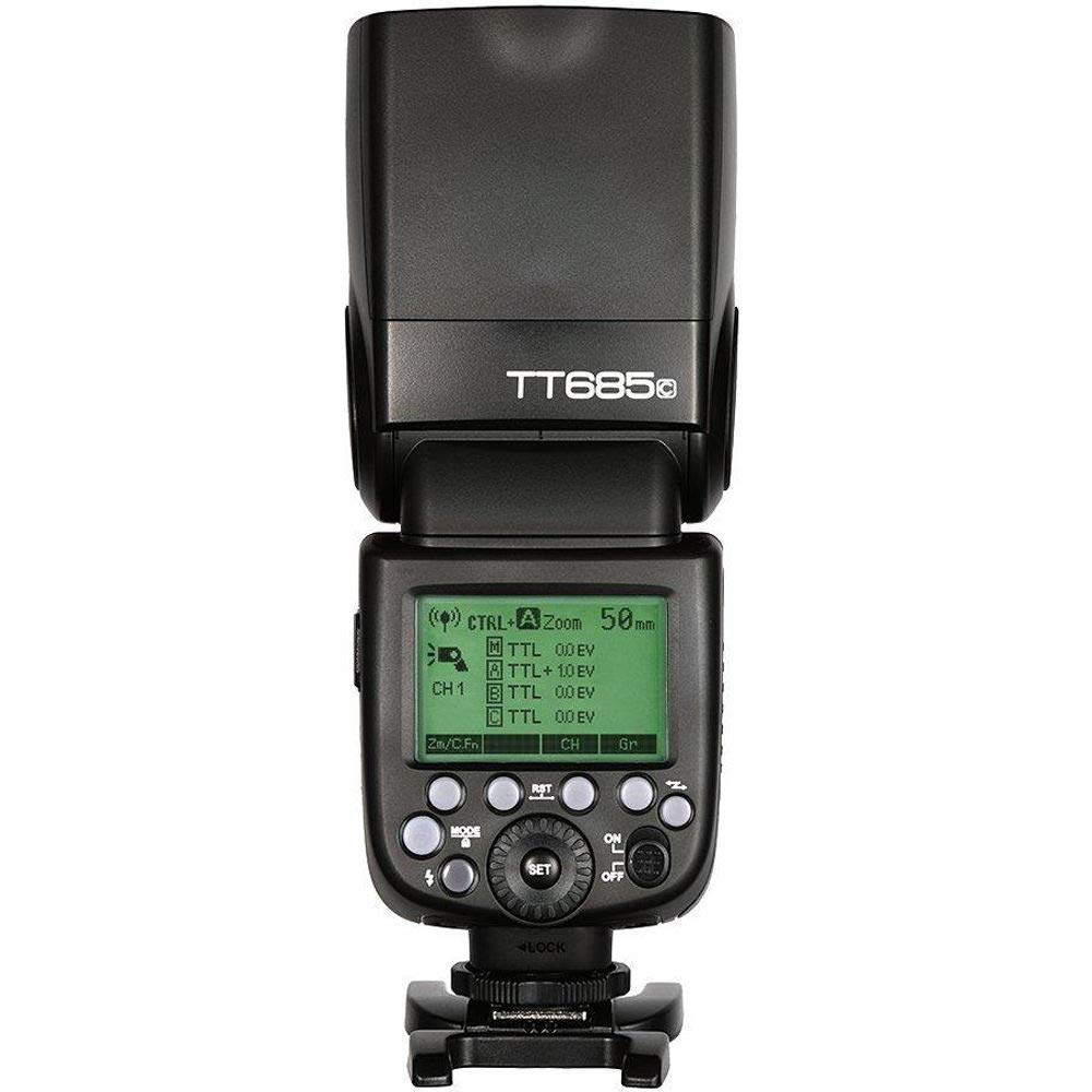 Godox Thinklite TT685 TTL Flash for Canon Cameras (Black)
