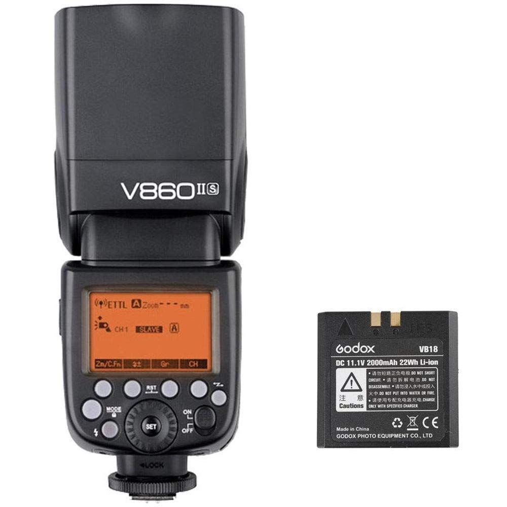 Godox Ving V 860 II TTL Li-Ion Flash for Sony